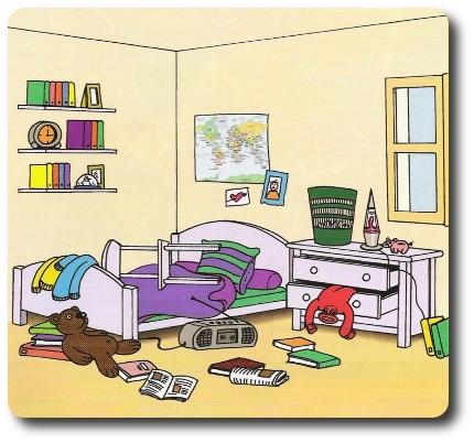 chambre en désordre | SunOf.net :-: Le blog :-: