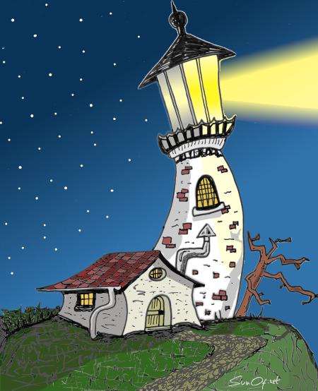 lighthouse_sunof.net